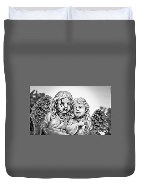 Angels With Dirty Faces Duvet Cover