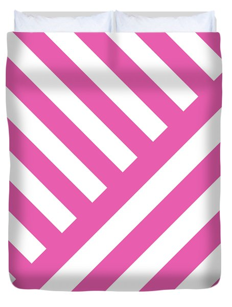 Angles Design With Your Custom Colors Duvet Cover