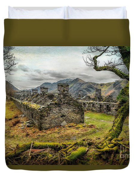 Anglesey Barracks Duvet Cover by Adrian Evans