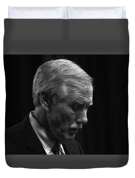 Angus King Duvet Cover