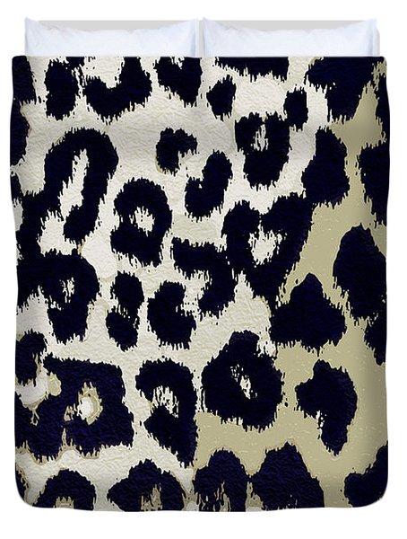 Animal Print  Duvet Cover