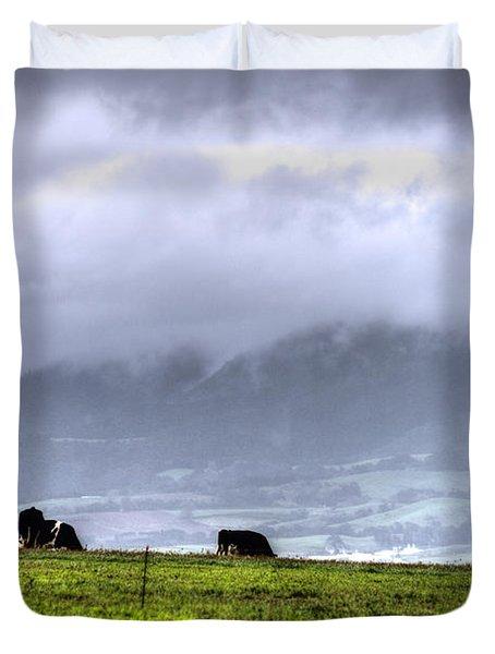 Animals Livestock-03 Duvet Cover