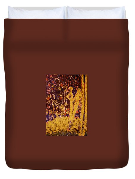 Animus Anima Duvet Cover