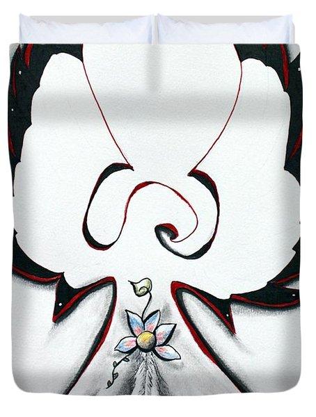 Anishinaabe Thunderbird Duvet Cover