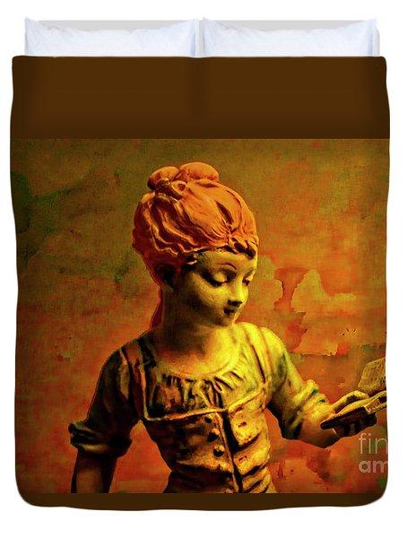 Anne Of Green Gables IIi Duvet Cover