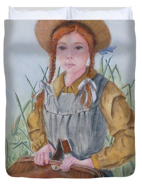 Anne Of Green Gables Duvet Cover