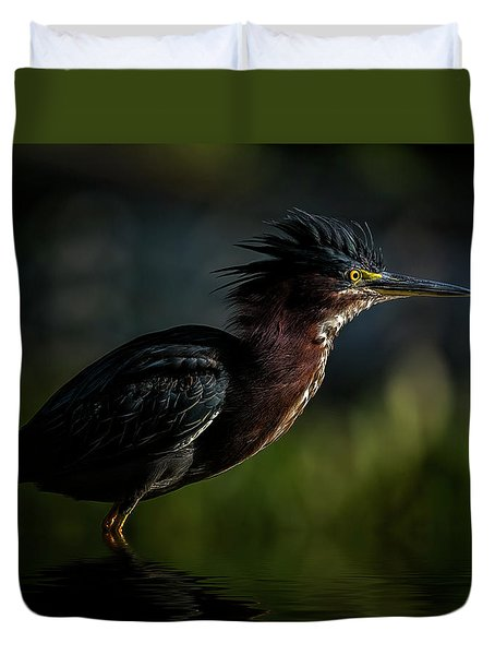 Another Bad Hair Day Duvet Cover