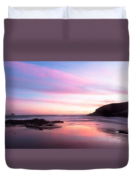 Another Dawn Duvet Cover