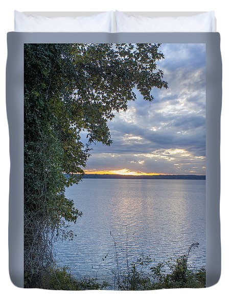Another Day Duvet Cover by Ricky Dean