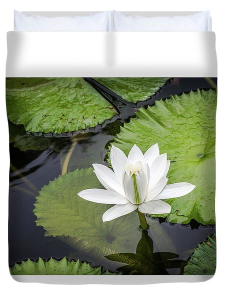 Another Lily Duvet Cover
