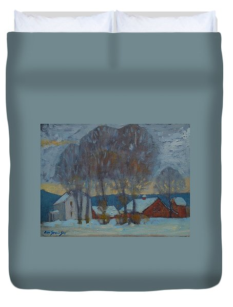 Another Look At Kordana's Duvet Cover