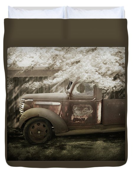 Another Spring Duvet Cover
