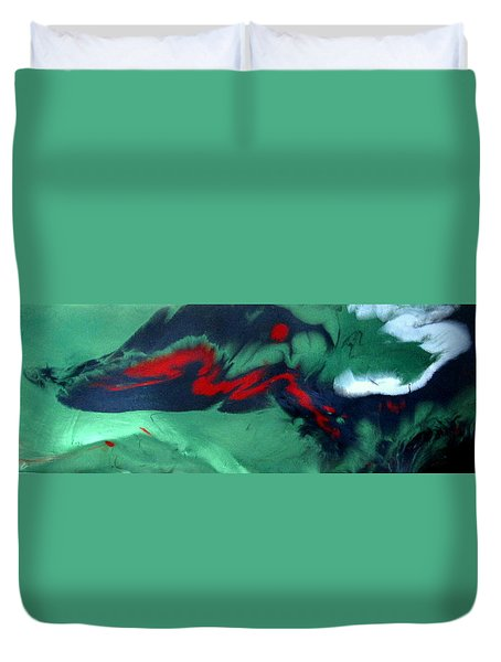 Another Time, Another Place Duvet Cover
