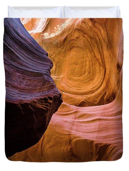 Antelope Canyon 12 Duvet Cover