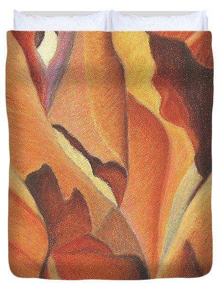 Antelope Canyon 4 - For Gloria Duvet Cover