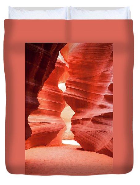 Antelope Canyon Chamber Duvet Cover