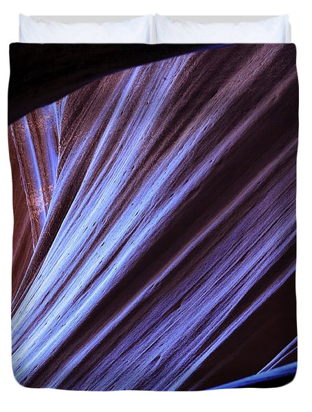 Antelope Canyon I Duvet Cover