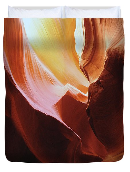 Antelope Canyon Duvet Cover