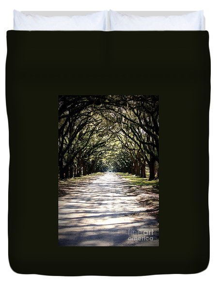 Anticipation Duvet Cover by Carol Groenen