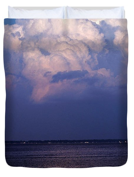 Anticipation Duvet Cover