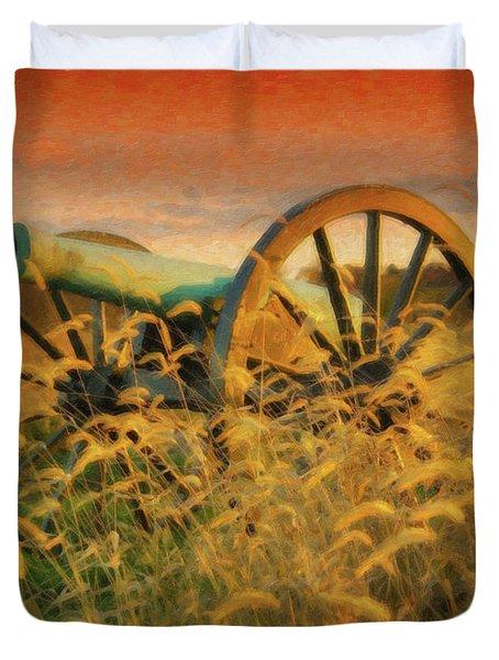 Antietam Battlefield - Dwp140321 Duvet Cover