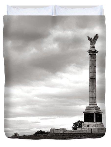 Antietam Duvet Cover