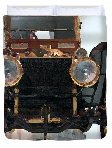 Antique Duvet Cover