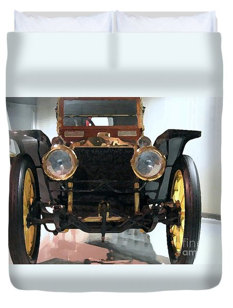 Antique Duvet Cover