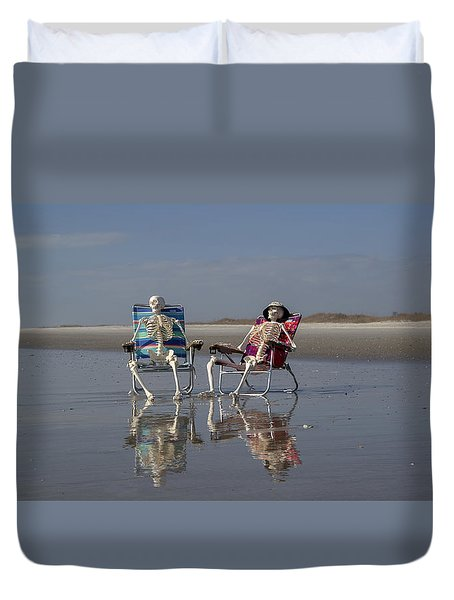 Any Better Than This Duvet Cover