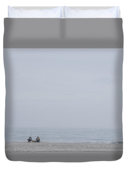 Any Day At The Beach.... Duvet Cover