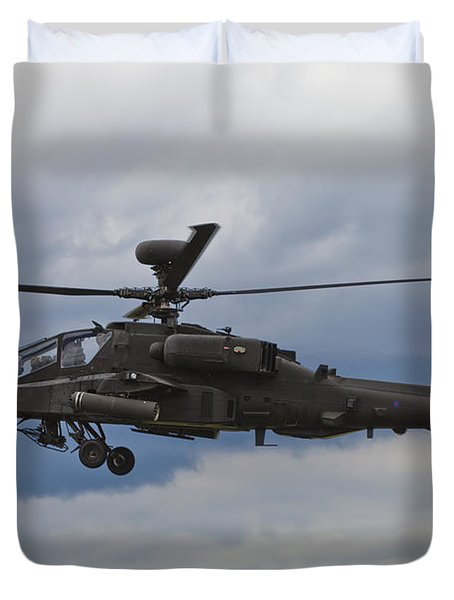 Apache Power Duvet Cover