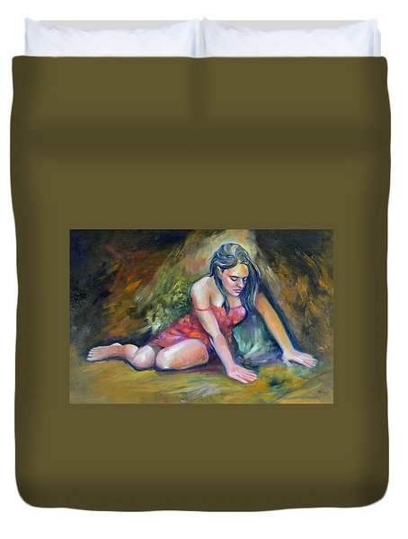 Aphrodite Duvet Cover