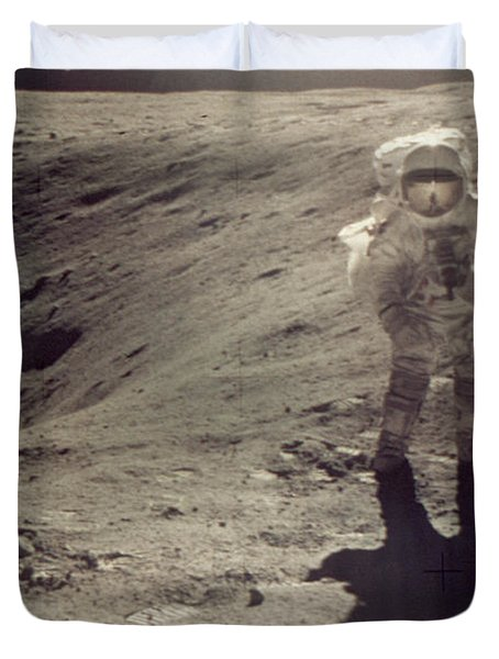 Apollo 16 Duvet Cover