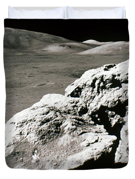 Apollo 17, December 1972: Duvet Cover