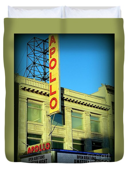 Apollo Vignette Duvet Cover