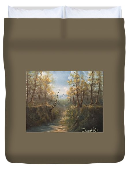 Appalachian View  Duvet Cover