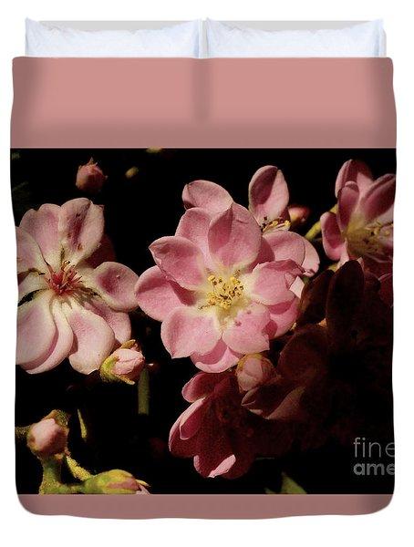 Apple Blossoms IIi Duvet Cover