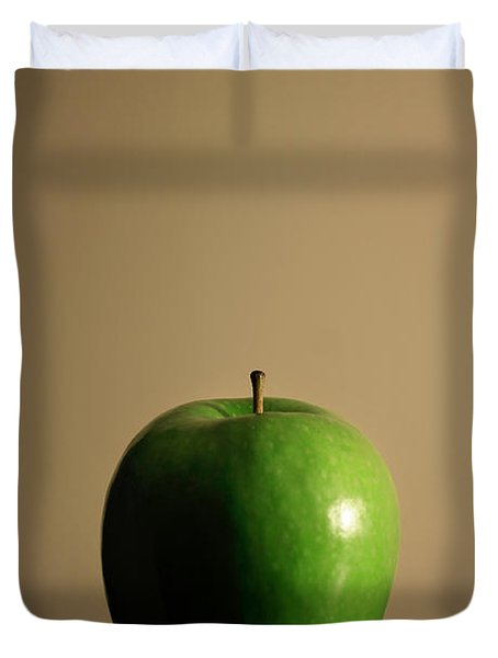 Apple Duvet Cover