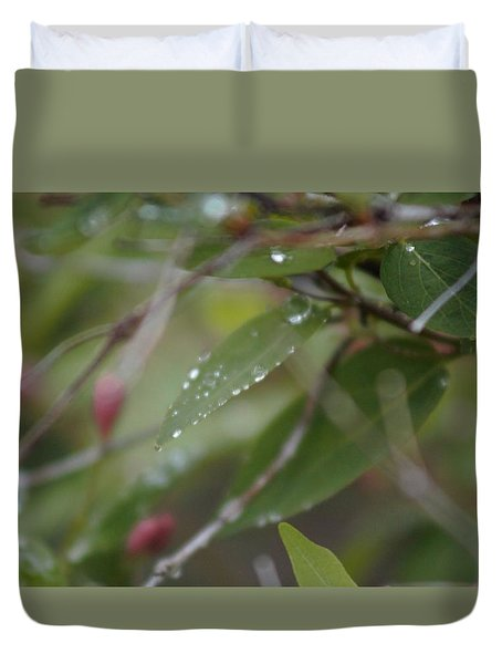 April Showers 1 Duvet Cover