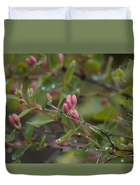 April Showers 2 Duvet Cover