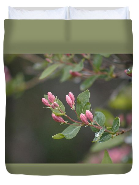 April Showers 3 Duvet Cover