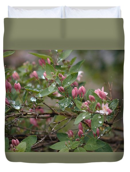 April Showers 6 Duvet Cover