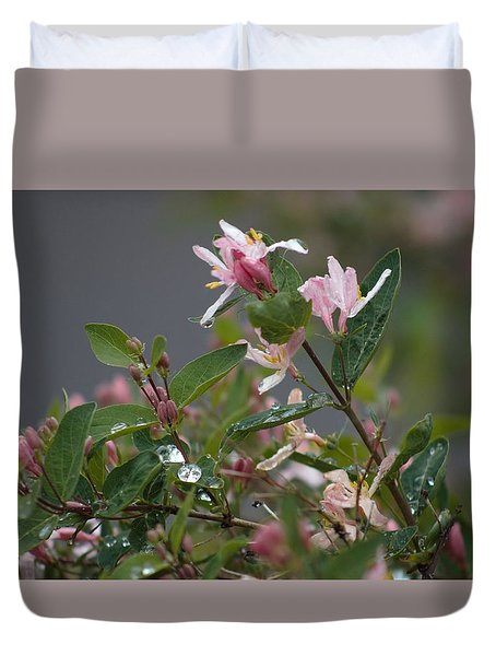 April Showers 7 Duvet Cover