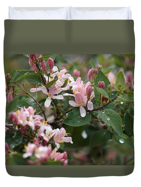 April Showers 8 Duvet Cover
