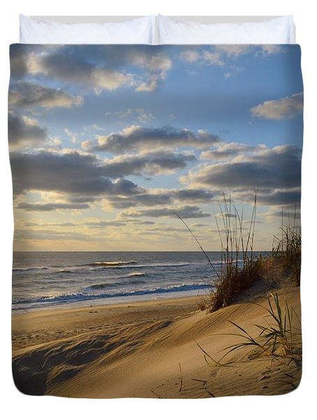 April Sunrise 2016 Duvet Cover