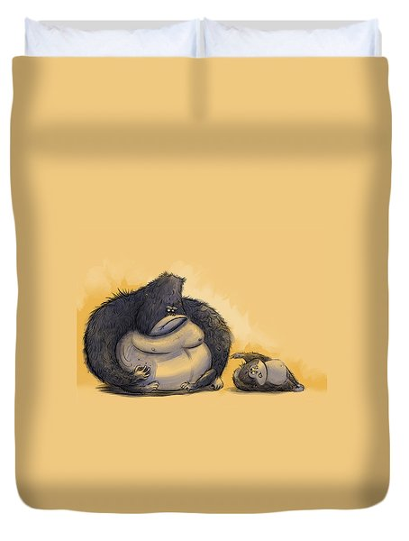 Apz Duvet Cover by Andy Catling