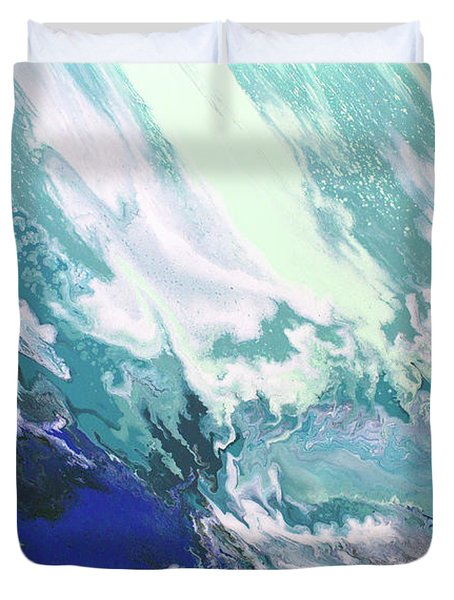 Aquaria Duvet Cover