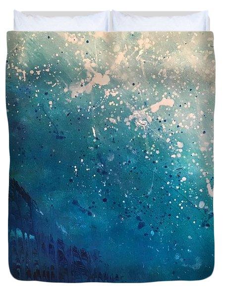 Aquatic Life Duvet Cover
