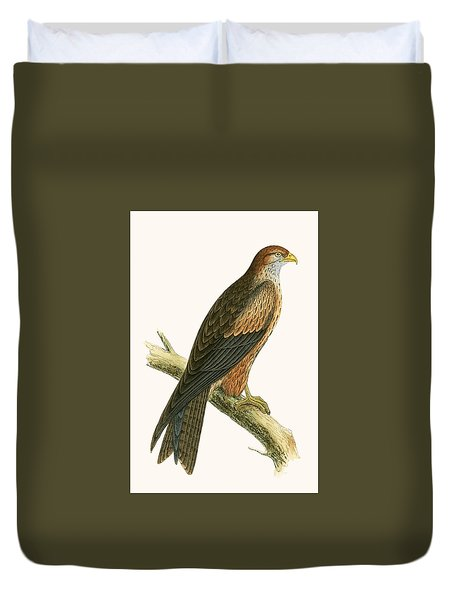 Arabian Kite Duvet Cover by English School