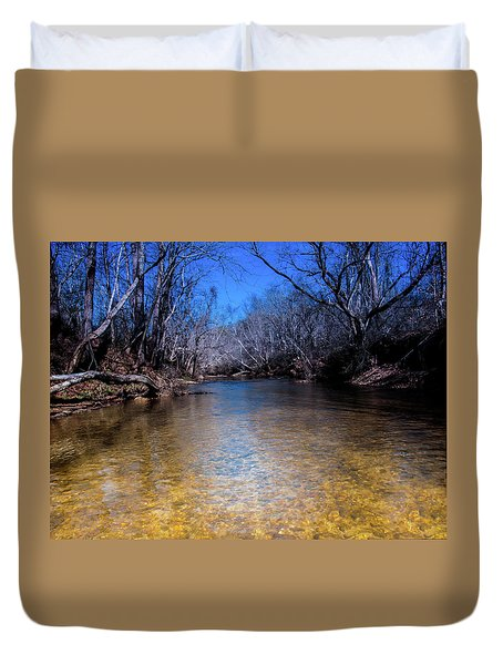 Ararat River Dreams Duvet Cover